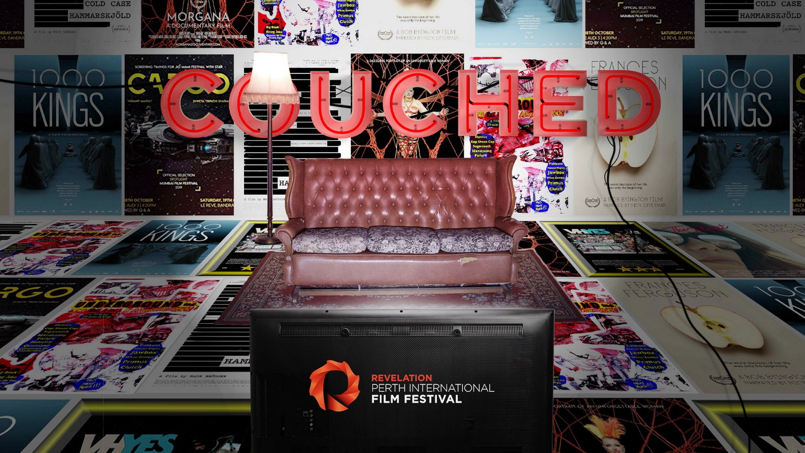 COUCHED - Revelation Perth International Film Festival - Broome Tourism