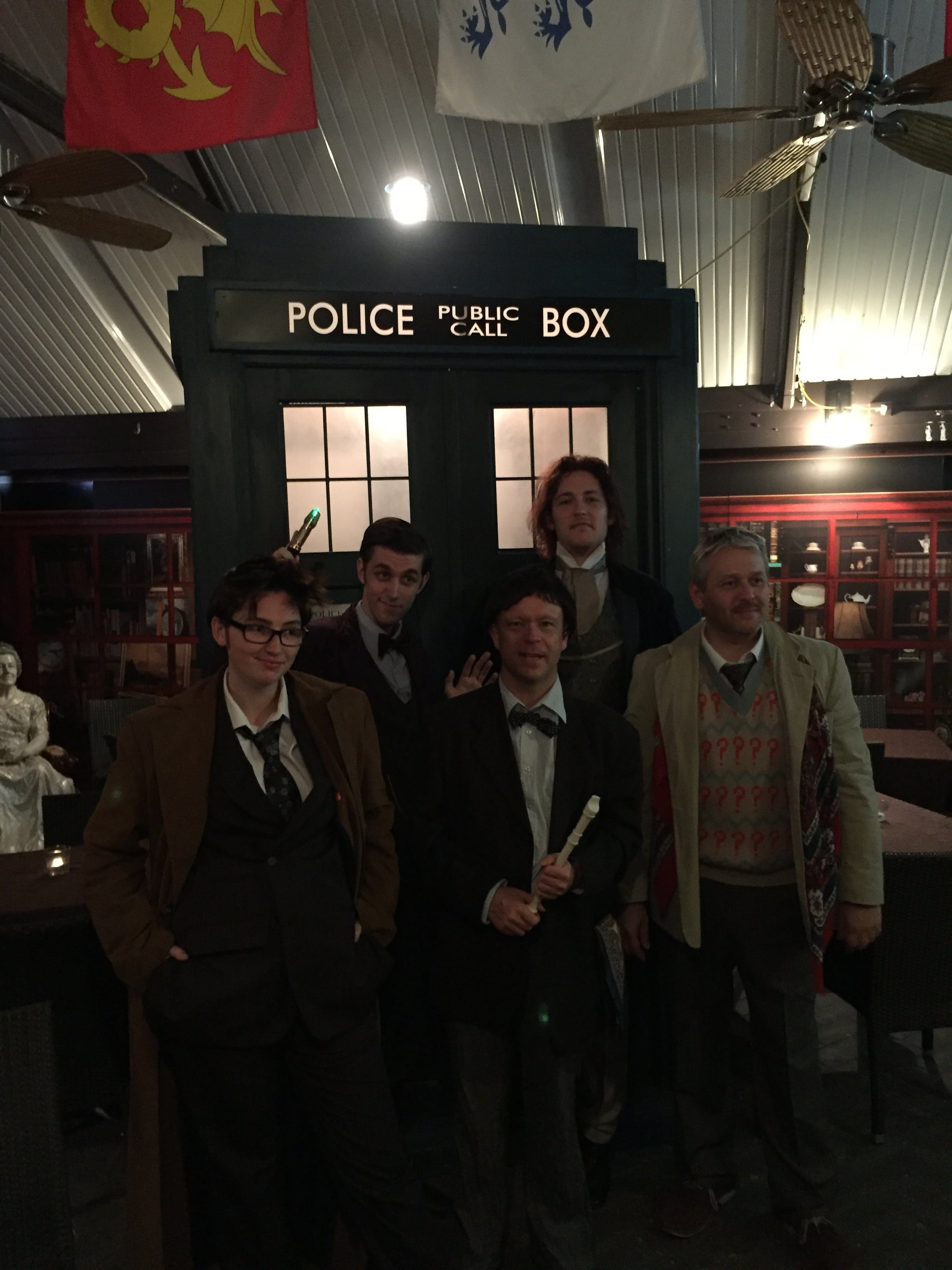 Dr Who Quiz Night - Broome Tourism
