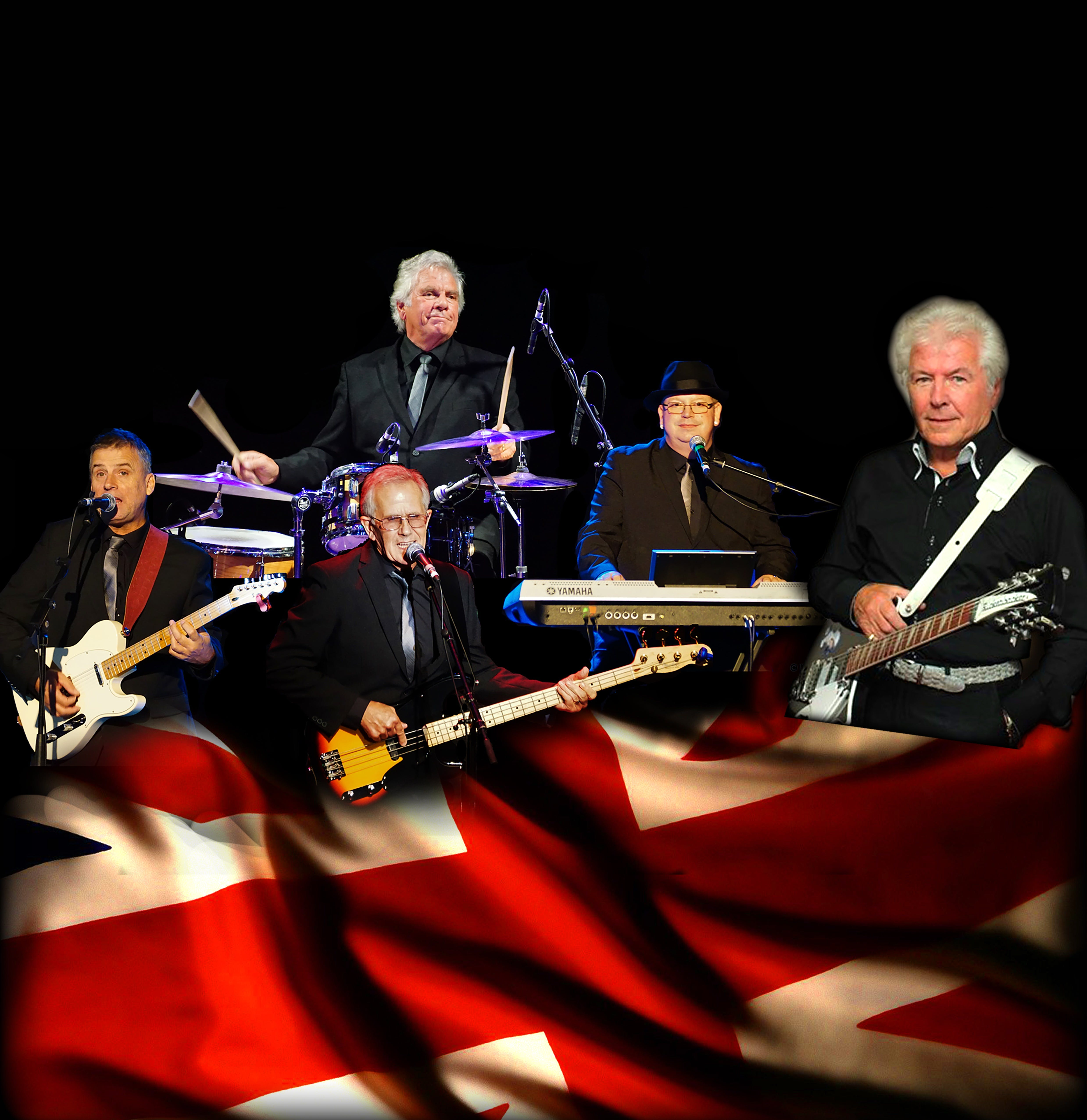 Herman's Hermits with Special Guest Mike Pender - The Six O'Clock Hop - Broome Tourism