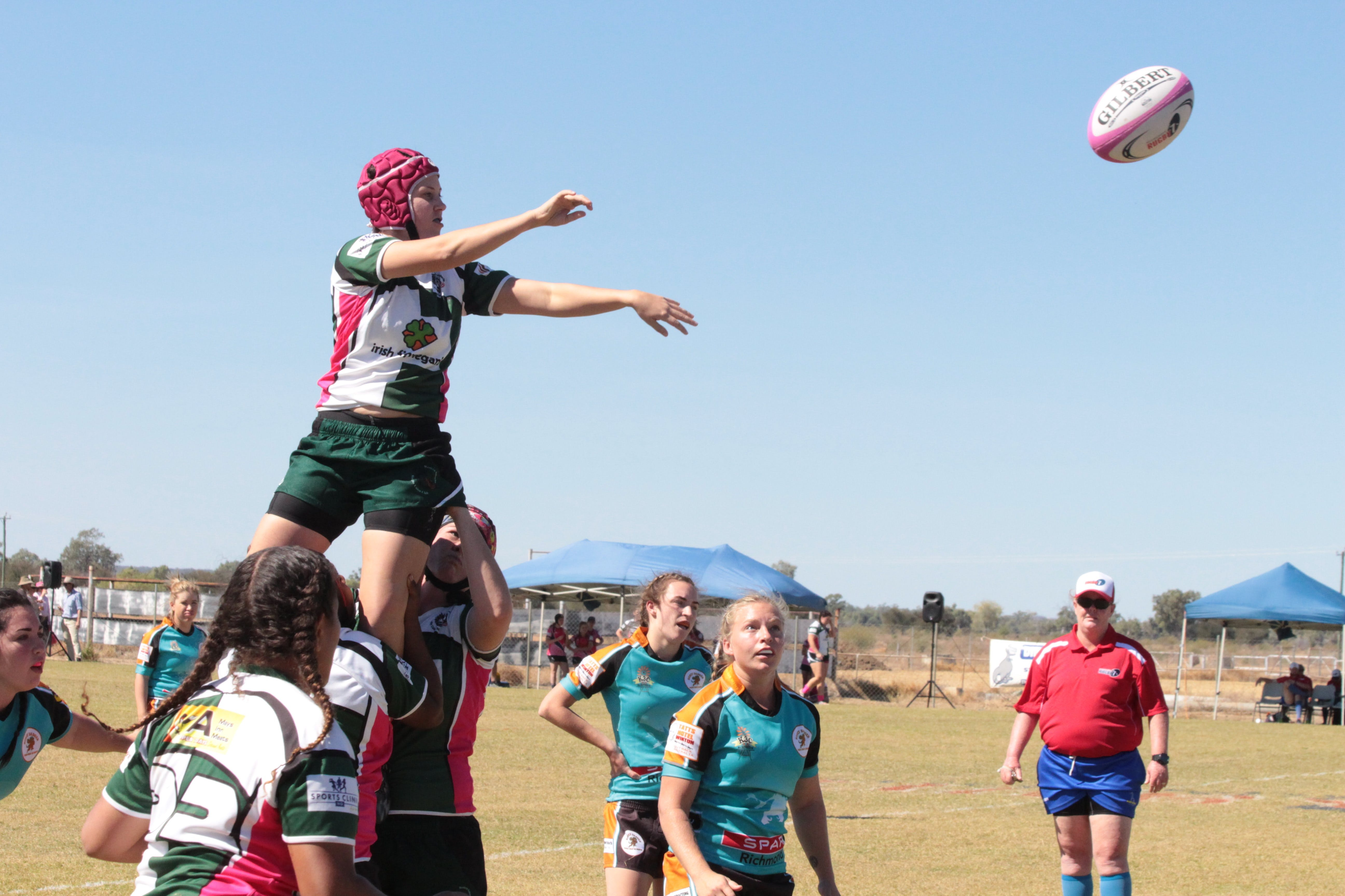Hughenden Rugby 7's Carnival - Broome Tourism