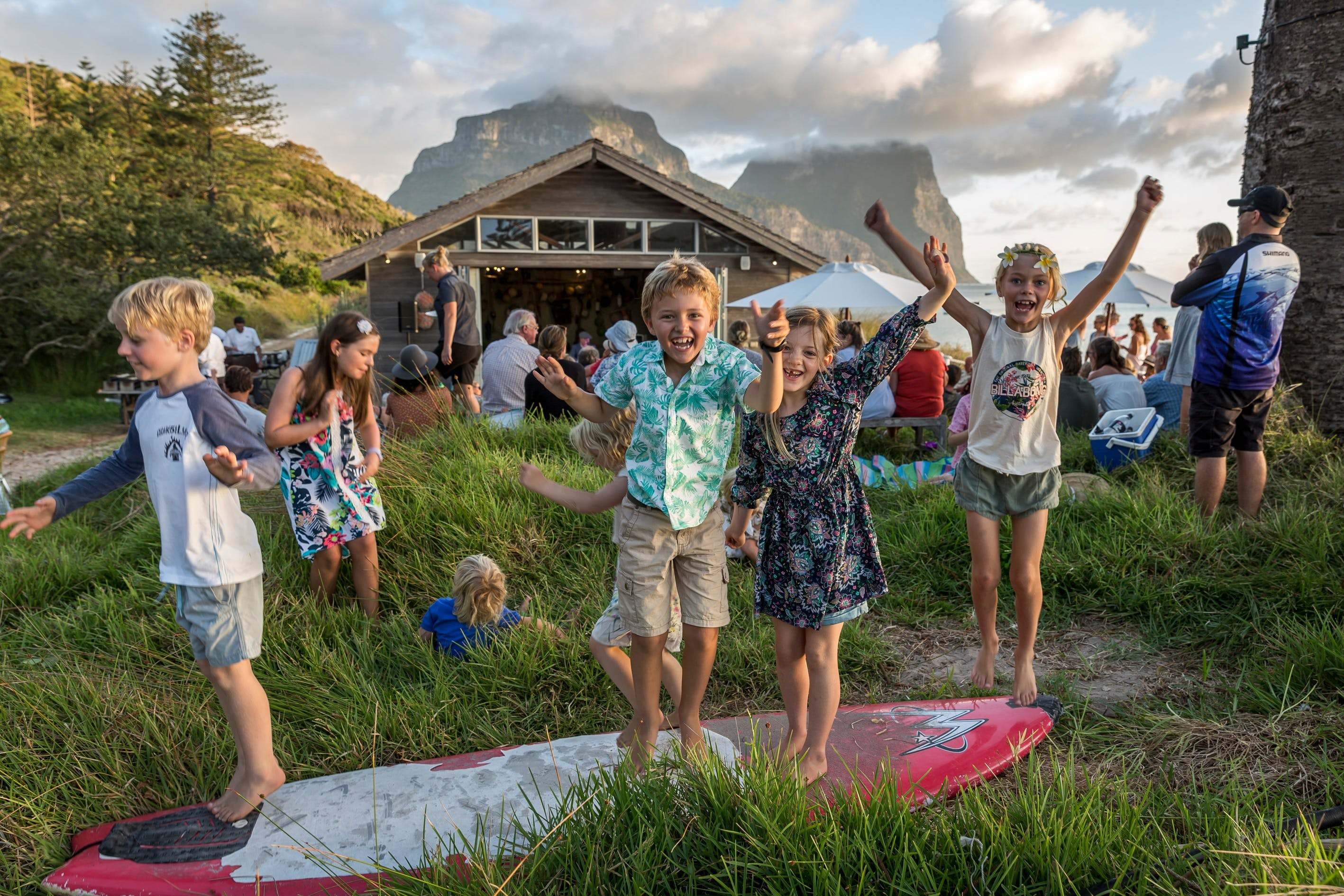 Spring Festival of Lord Howe Island - Broome Tourism