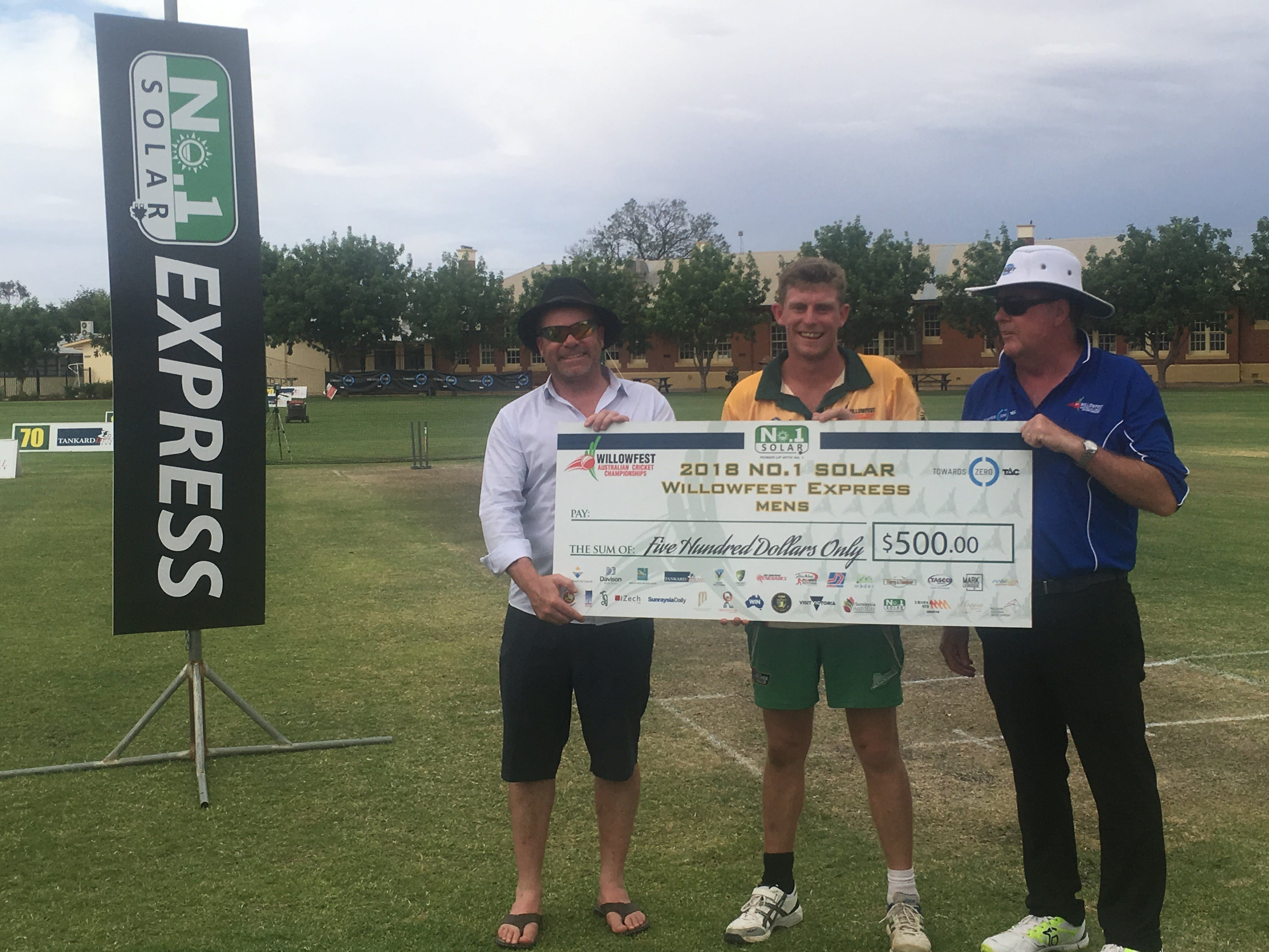 Willowfest Australian Cricket Championships Presentation Dinner - Broome Tourism