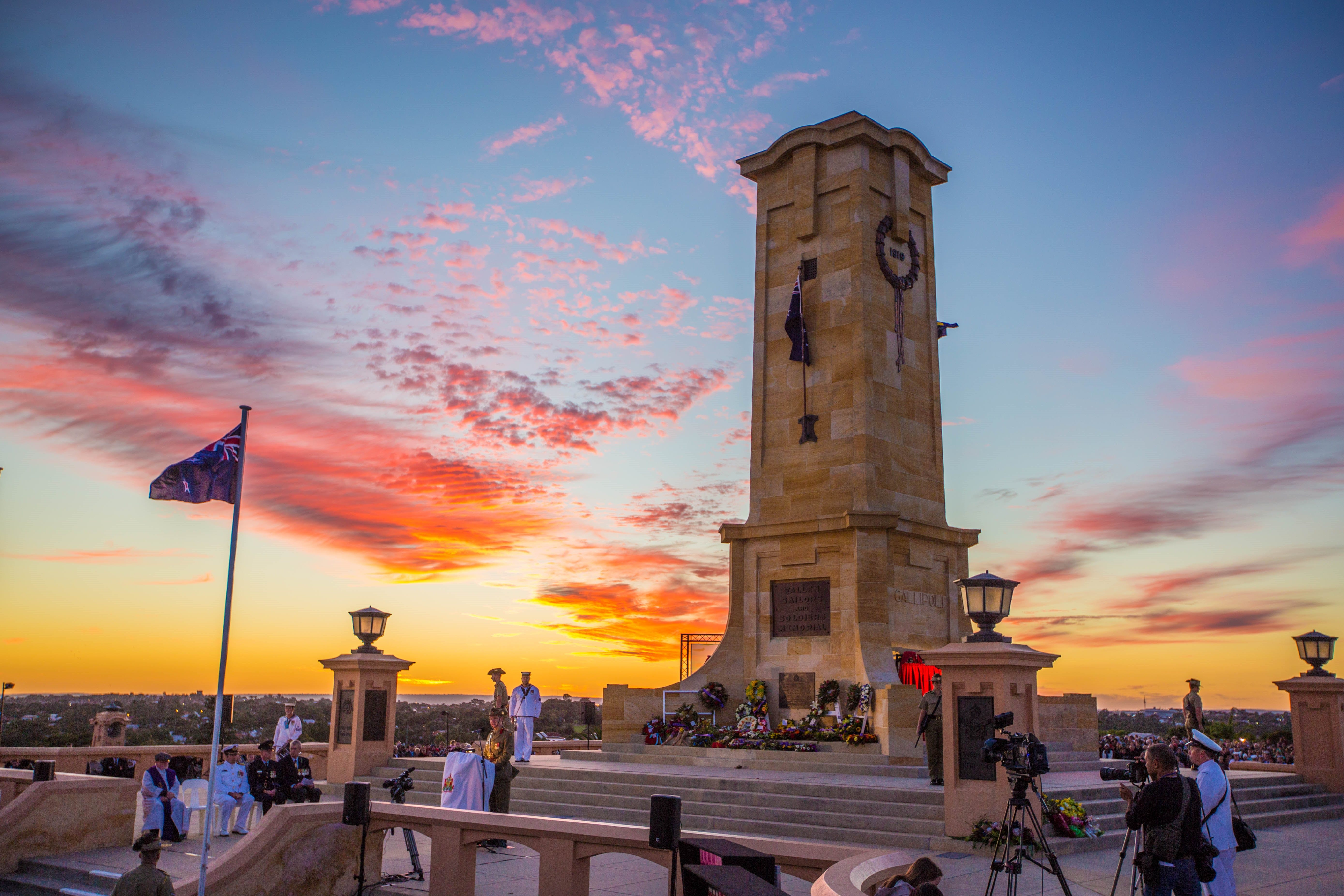 Anzac Day - Fremantle - Broome Tourism