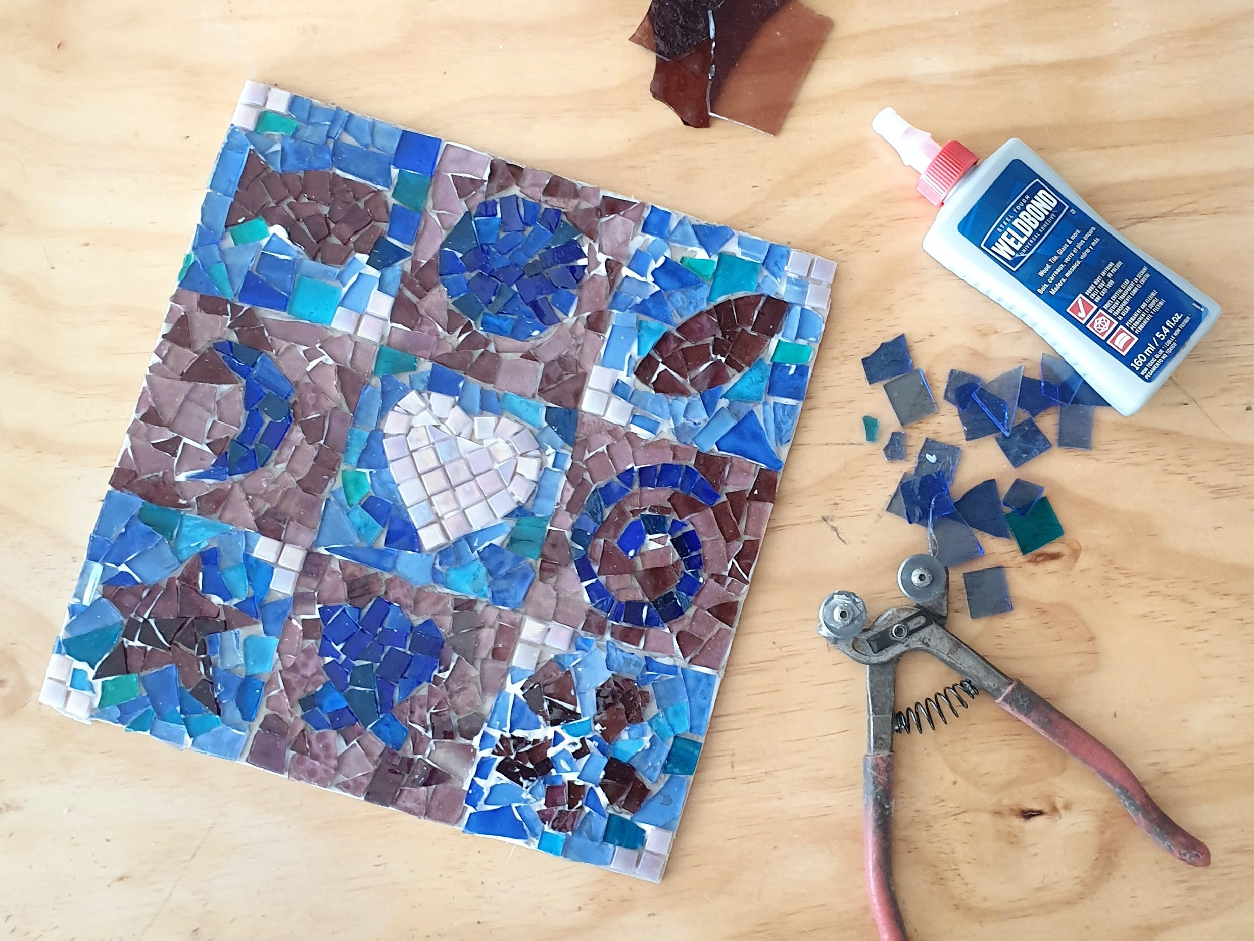 Intro to Mosaics Weekend with Leadlight By Ettore - Broome Tourism