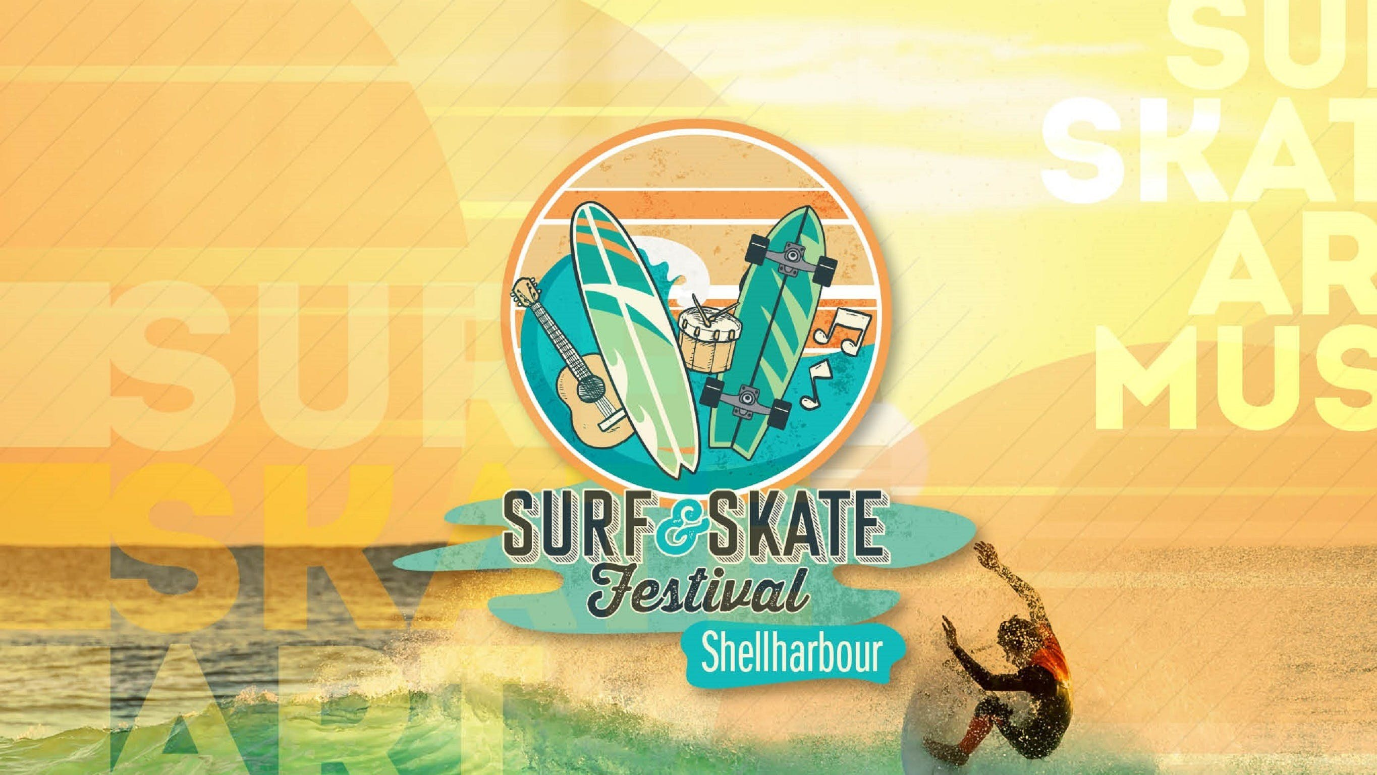 Skate and Surf Festival Shellharbour - Broome Tourism