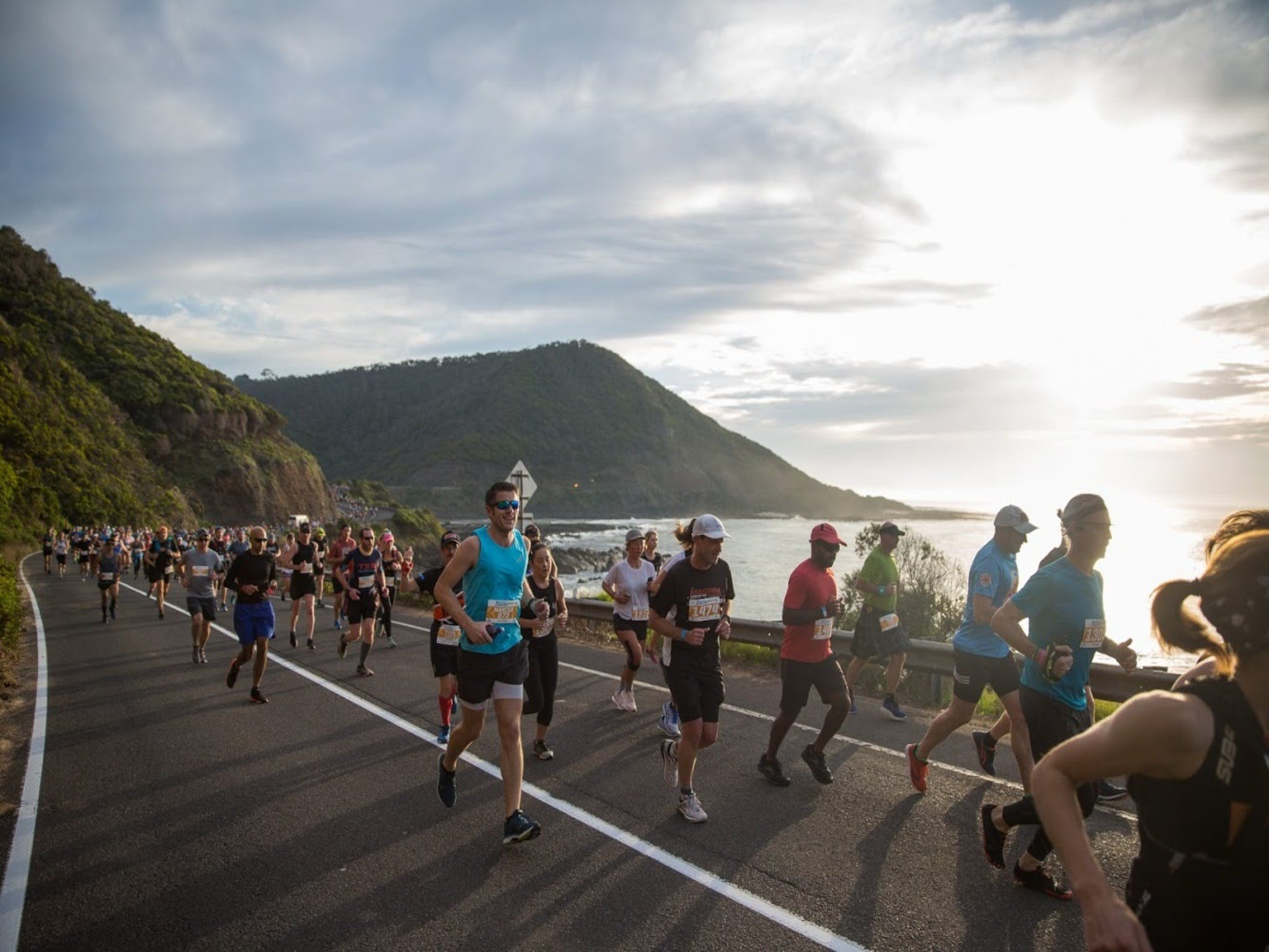 Great Ocean Road Running Festival - Broome Tourism