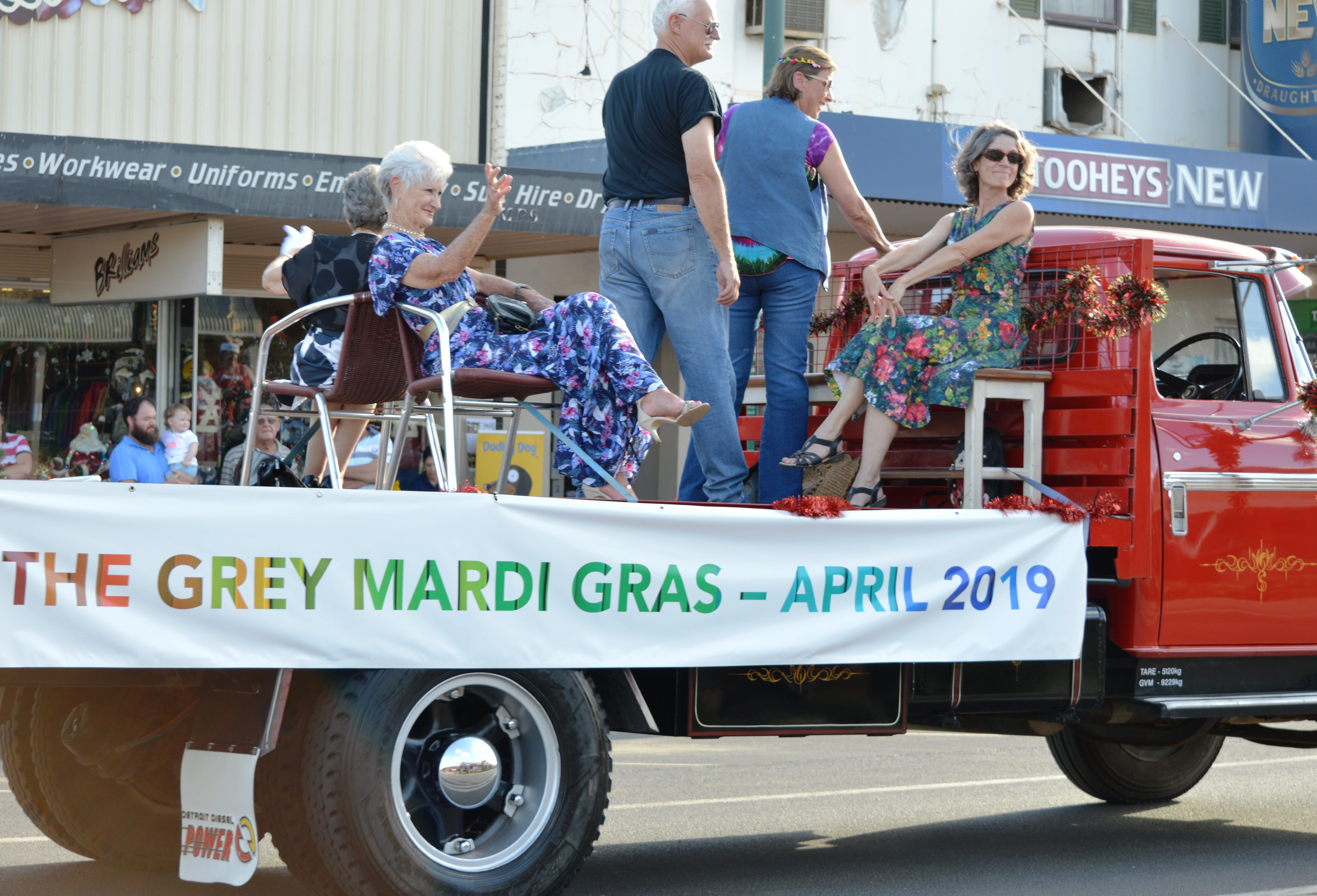 The Grey Mardi Gras - Broome Tourism
