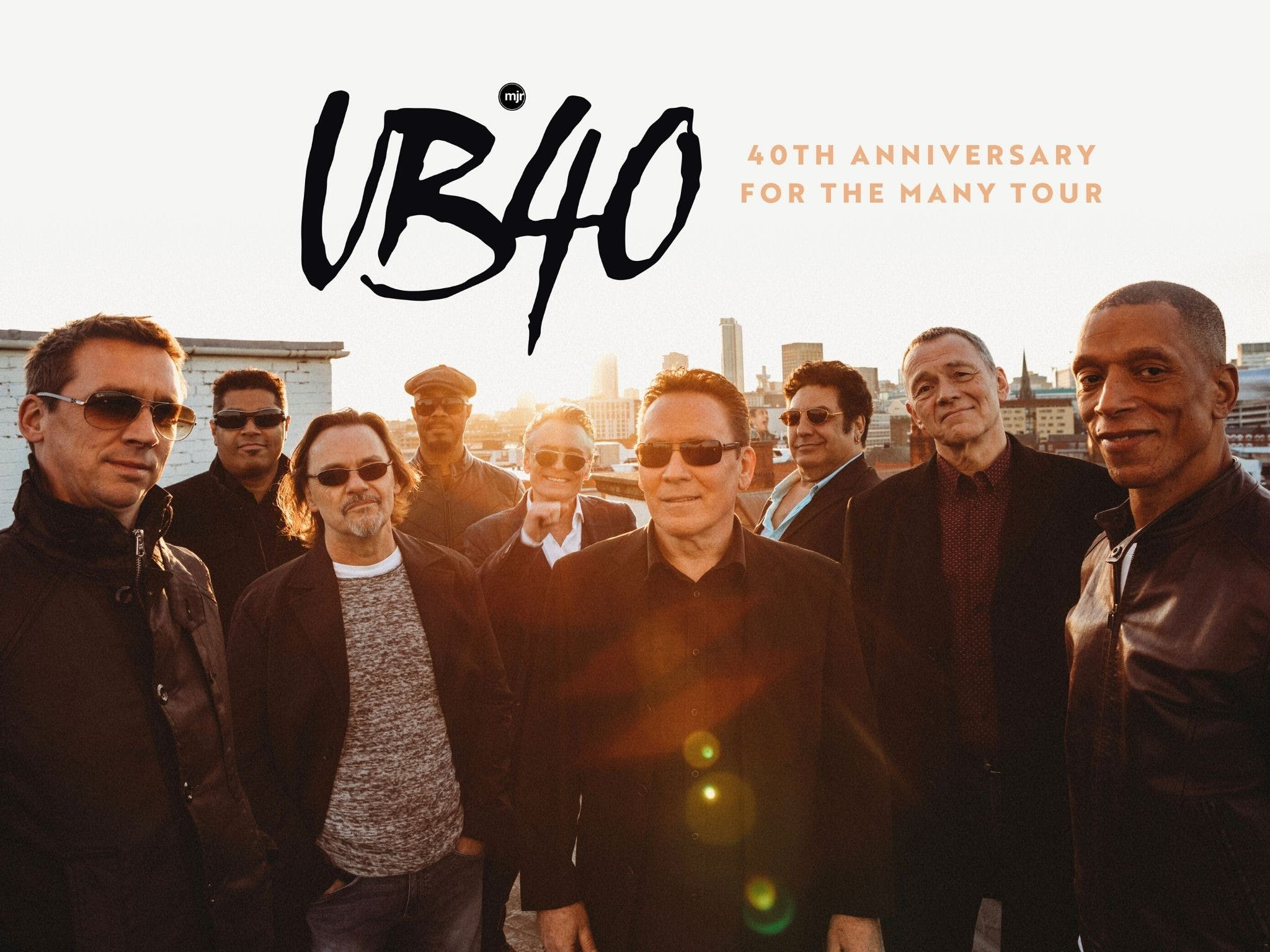 UB40 40th Anniversary Tour - Broome Tourism