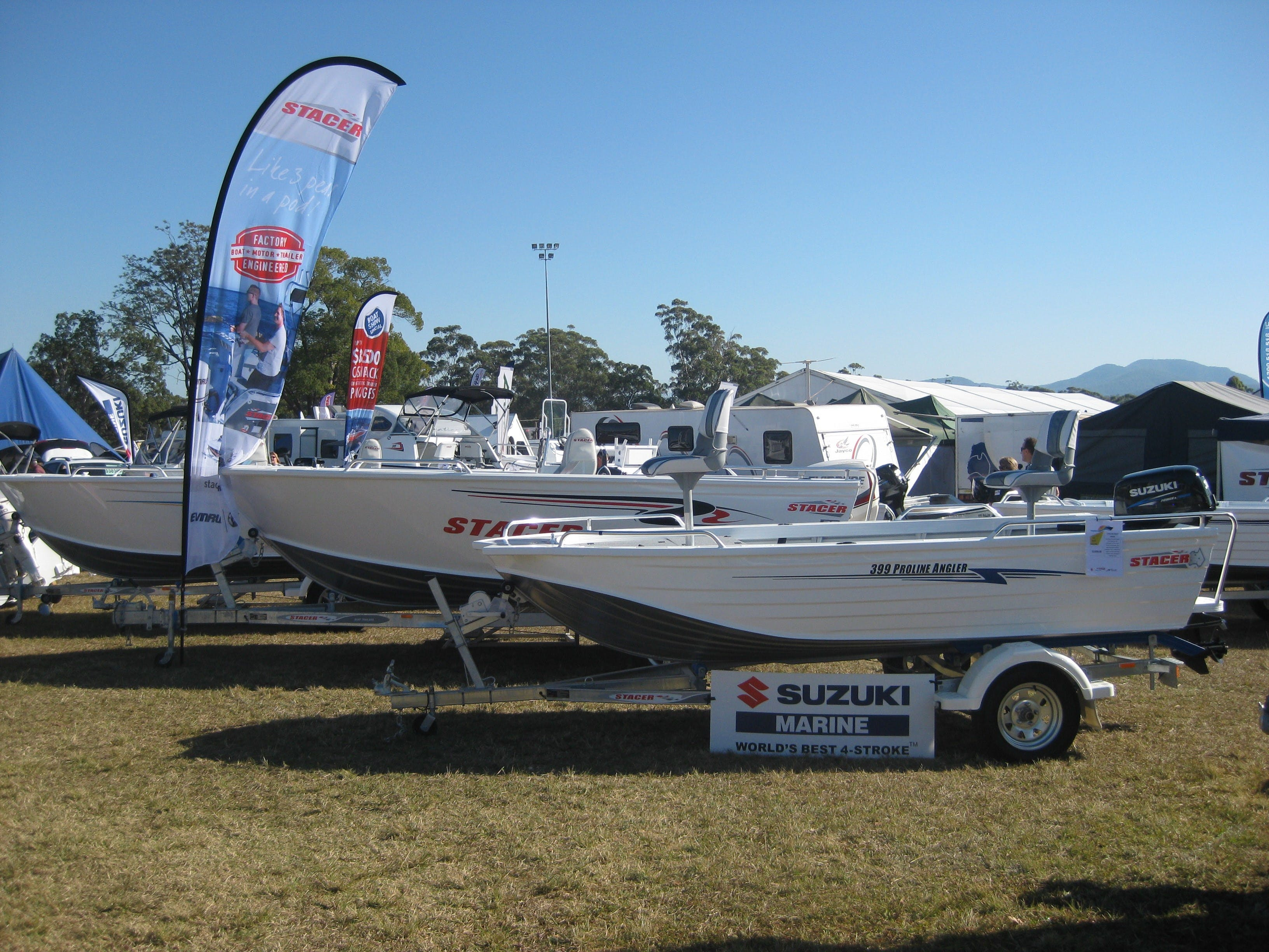 Mid North Coast Caravan Camping 4WD Fish and Boat Show - Broome Tourism