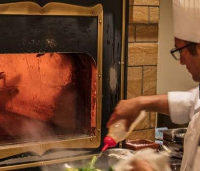 The Fireplace Restaurant - Broome Tourism