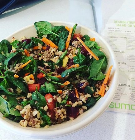 Sumo Salad - Broome Tourism