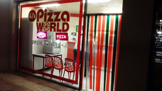 A.J's Pizza World - Broome Tourism