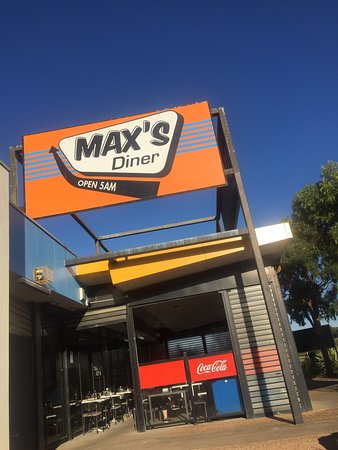 Max's Diner - Broome Tourism
