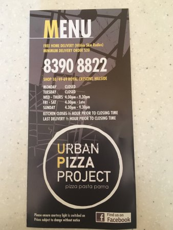 Urban Pizza Project - Broome Tourism