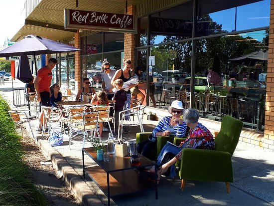 Red Brik Caffe - Broome Tourism