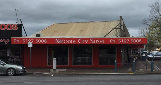 Noodle City  Sushi - Broome Tourism