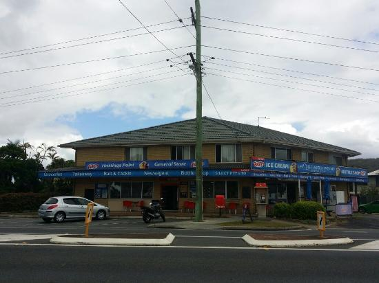 Hastings Point General Store
