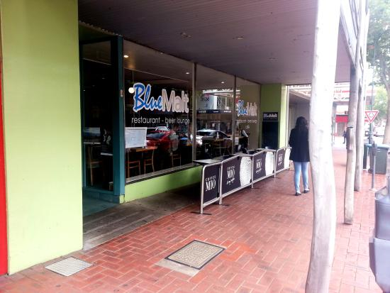 Blue Malt Restaurant - Broome Tourism