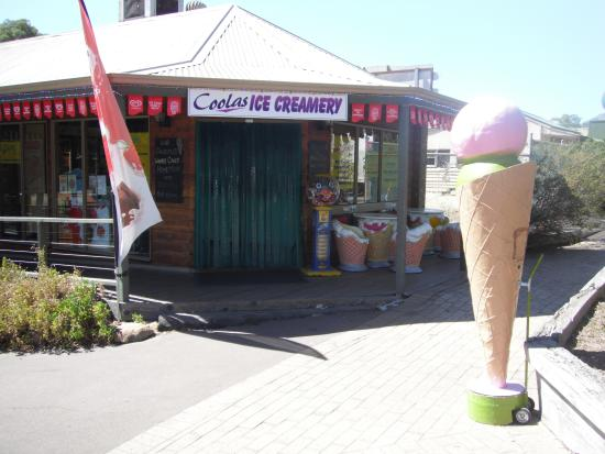 Coolas Ice Creamery - Broome Tourism