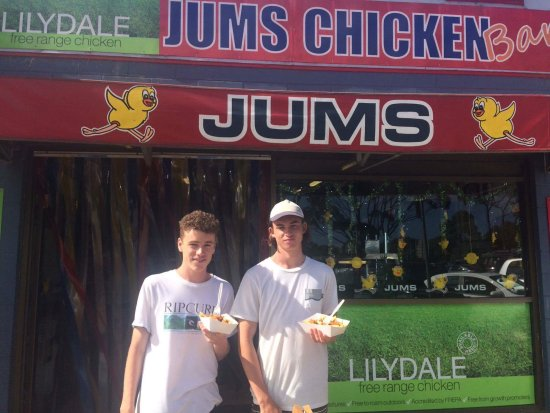 Jums Bbq Chickens - Broome Tourism