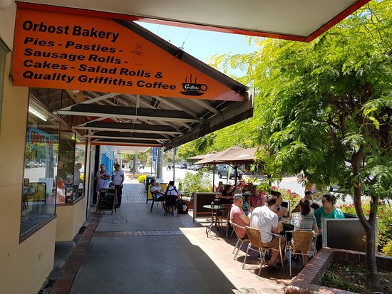 Orbost bakery - Broome Tourism