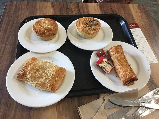 Parker Pies - Broome Tourism