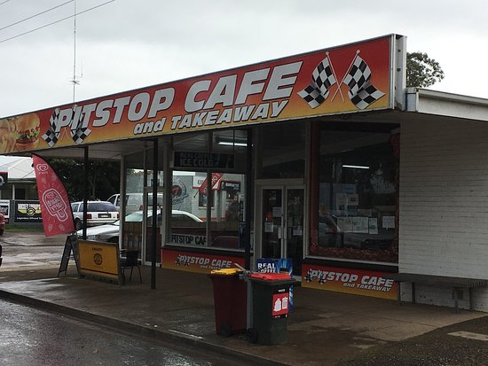 Pitstop Cafe - Broome Tourism