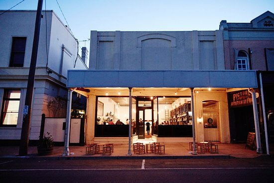 Thousand Pound Wine Bar  Store - Broome Tourism
