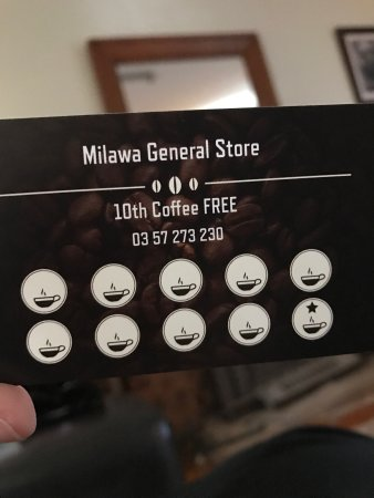 Milawa General Store and Coffee Shop - Broome Tourism