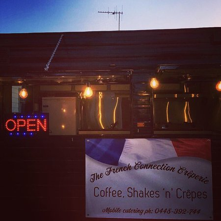 The French Connection Creperie - Broome Tourism