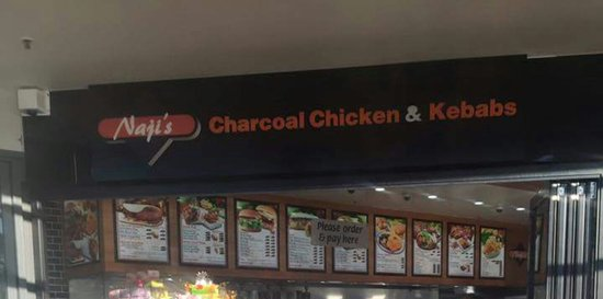 Naji's Charcoal Chicken  Kebabs - Broome Tourism
