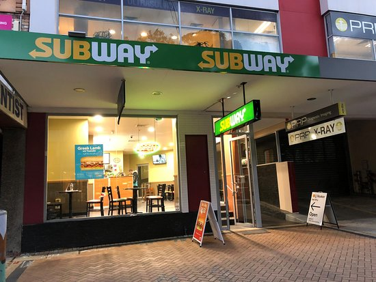Subway - Broome Tourism