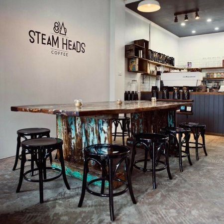 Steam Heads Coffee - Broome Tourism