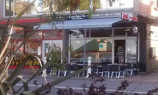 Cafe Deja Vu Toronto - Broome Tourism