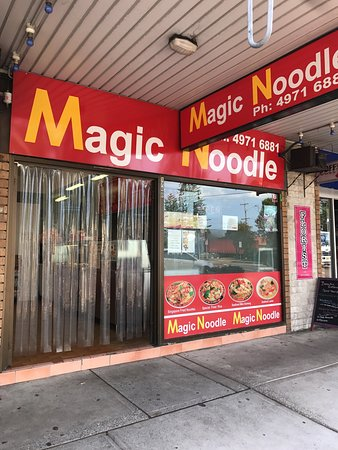 Magic Noodle - Broome Tourism