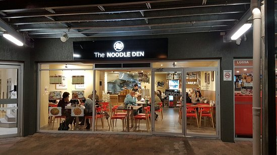 The Noodle Den - Broome Tourism