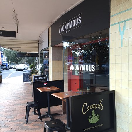 Anonymous Cafe - Broome Tourism