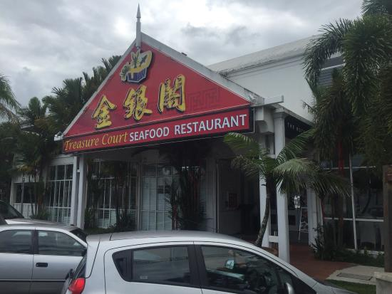 Treasure Court Seafood Restaurant - Broome Tourism