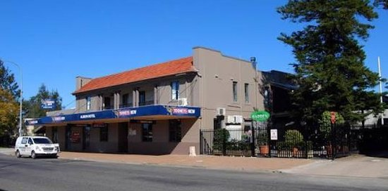 Albion Hotel - Broome Tourism