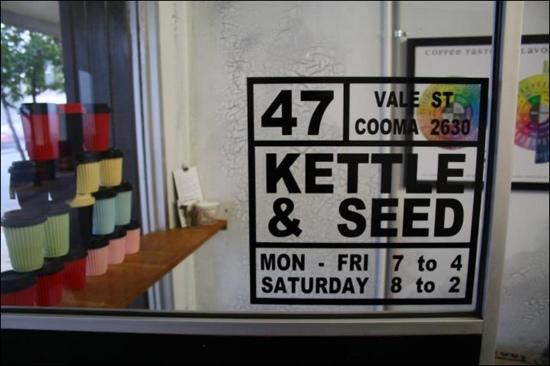 Kettle  Seed Cafe and Coffee Roaster - Broome Tourism