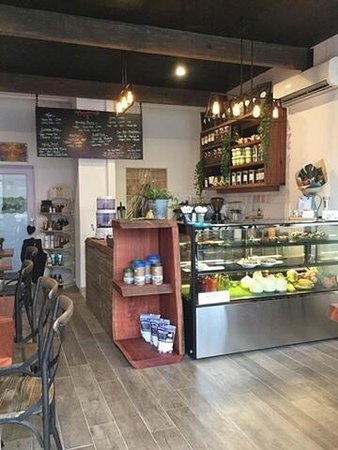 Rawsome Earth Cafe - Broome Tourism