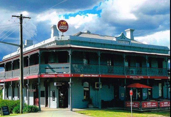 The Oriental Hotel Tumut - Broome Tourism