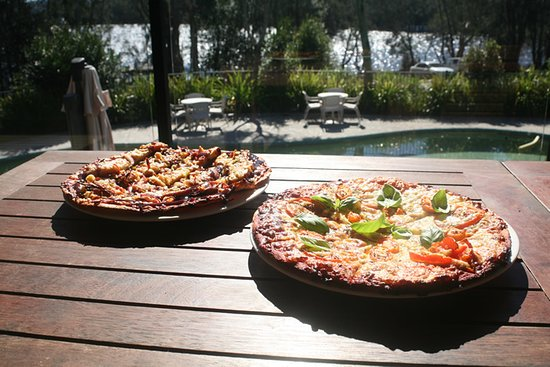 Barefoot Cafe  Pizza - Broome Tourism