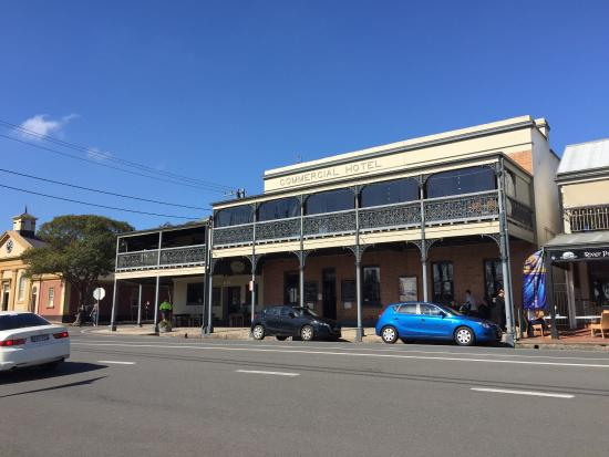 Commercial Hotel - Broome Tourism