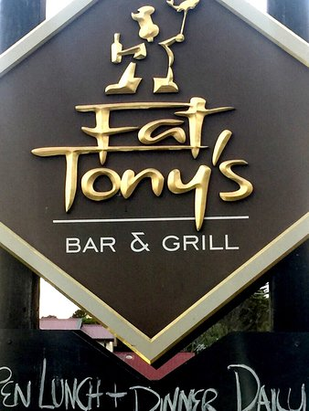 Fat Tony's Bar  Grill - Broome Tourism