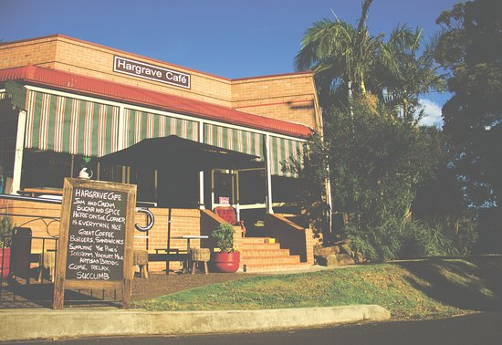 Hargrave Cafe - Broome Tourism
