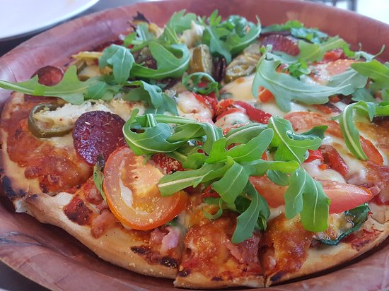 The Wood Oven - Broome Tourism