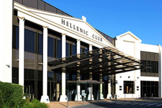 Hellenic Club of Canberra - Broome Tourism