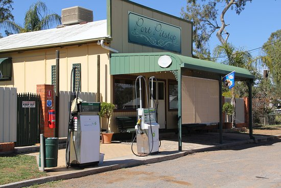 Port Pit-Stop Cafe - Broome Tourism