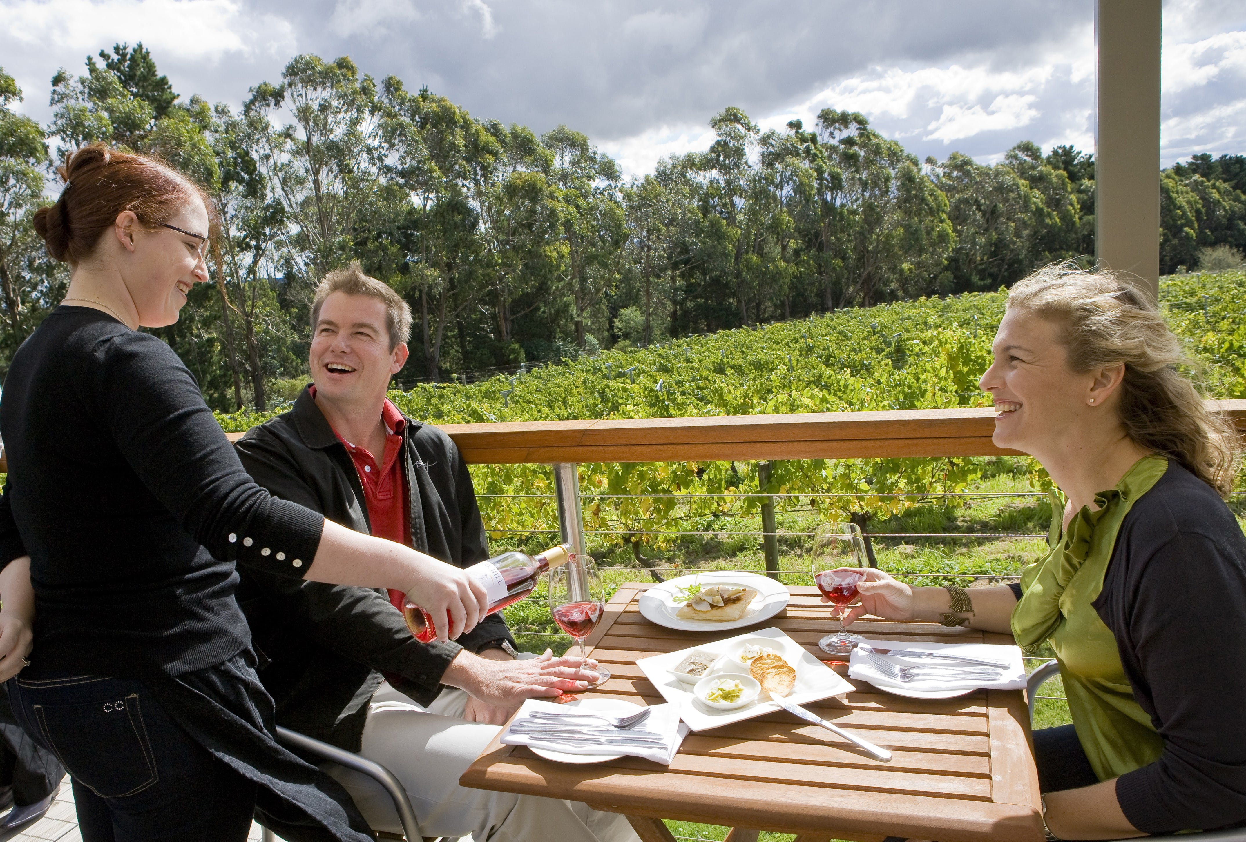 Lark Hill Biodynamic Winery - Broome Tourism